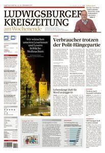 Ludwigsburger Kreiszeitung - 23. Dezember 2017