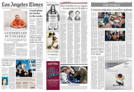 Los Angeles Times – April 05, 2018