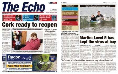 Evening Echo – November 24, 2020