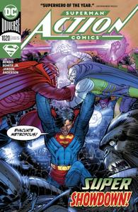 Action Comics 1020 2020 Digital Zone