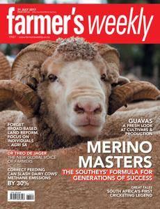 Farmer's Weekly - 21 July 2017