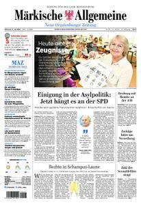 Neue Oranienburger Zeitung - 04. Juli 2018