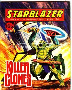 Starblazer 074 - Killer Clones (1982) (PDFrip