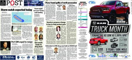 The Guam Daily Post – February 21, 2019