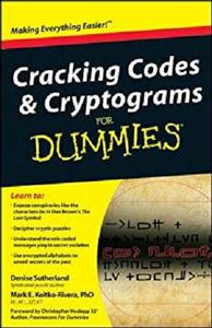Cracking Codes and Cryptograms For Dummies [Repost]