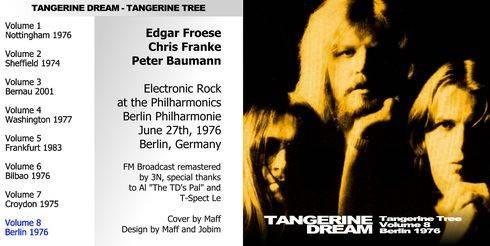 Tangerine Dream - Tangerine Tree (2002)