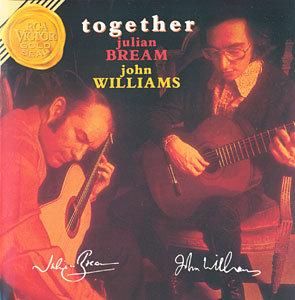 Julian Bream & John Williams - Together (1993)