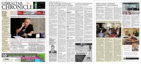 Gibraltar Chronicle – 04 October 2019