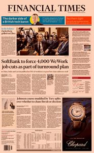 Financial Times UK – 24 October 2019