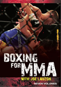 Boxing for MMA with Joe Lauzon - Volume 1-7 [repost]