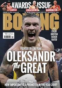 Boxing News – January 11, 2019