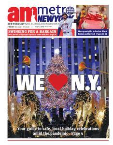 AM New York - November 26, 2020