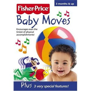 Fisher Price - Baby Moves