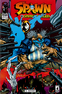Spawn & Savage Dragon - Volume 16