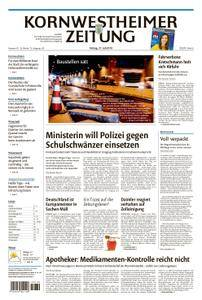 Kornwestheimer Zeitung - 27. Juli 2018