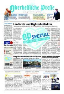 Oberhessische Presse Hinterland - 07. April 2018