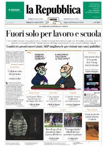 la Repubblica - 24 Ottobre 2020