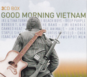 VA - Good Morning Vietnam (2005) 3CD Box Set [Re-Up]