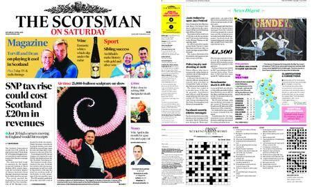 The Scotsman – April 07, 2018