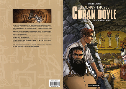 Les Mondes Perdus de Conan Doyle - 02 Tomes