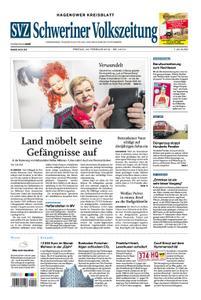 Schweriner Volkszeitung Hagenower Kreisblatt - 22. Februar 2019
