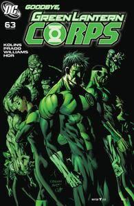 Green Lantern Corps Digital 72 Volumes
