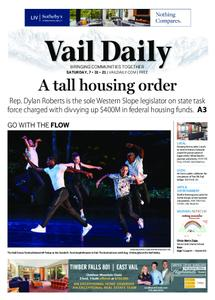 Vail Daily – July 31, 2021