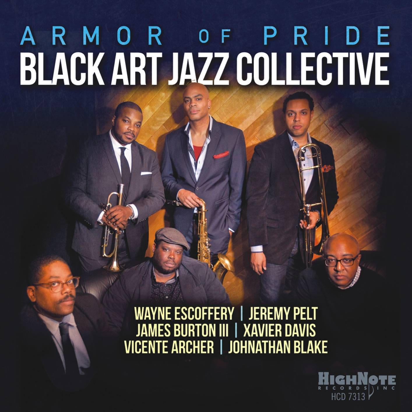 Black Art Jazz Collective - Armor of Pride (2018) [Official Digital Download 24/96]