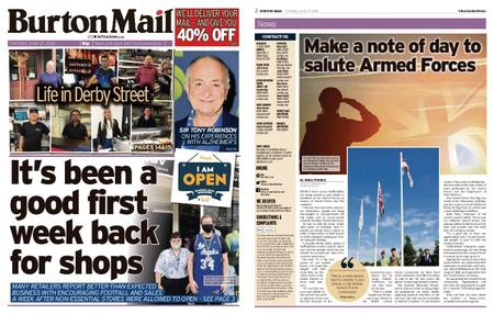 Burton Mail – June 23, 2020