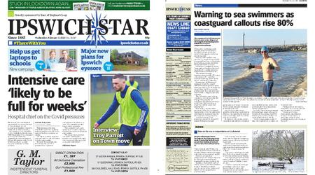 Ipswich Star – February 03, 2021