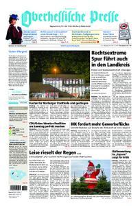 Oberhessische Presse Hinterland - 19. Dezember 2018