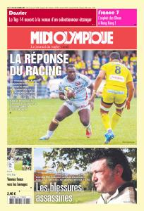 Midi Olympique Rouge - 8 Avril 2019