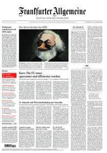 Frankfurter Allgemeine Zeitung F.A.Z. - 17. Januar 2018