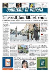 Corriere di Verona – 28 maggio 2020