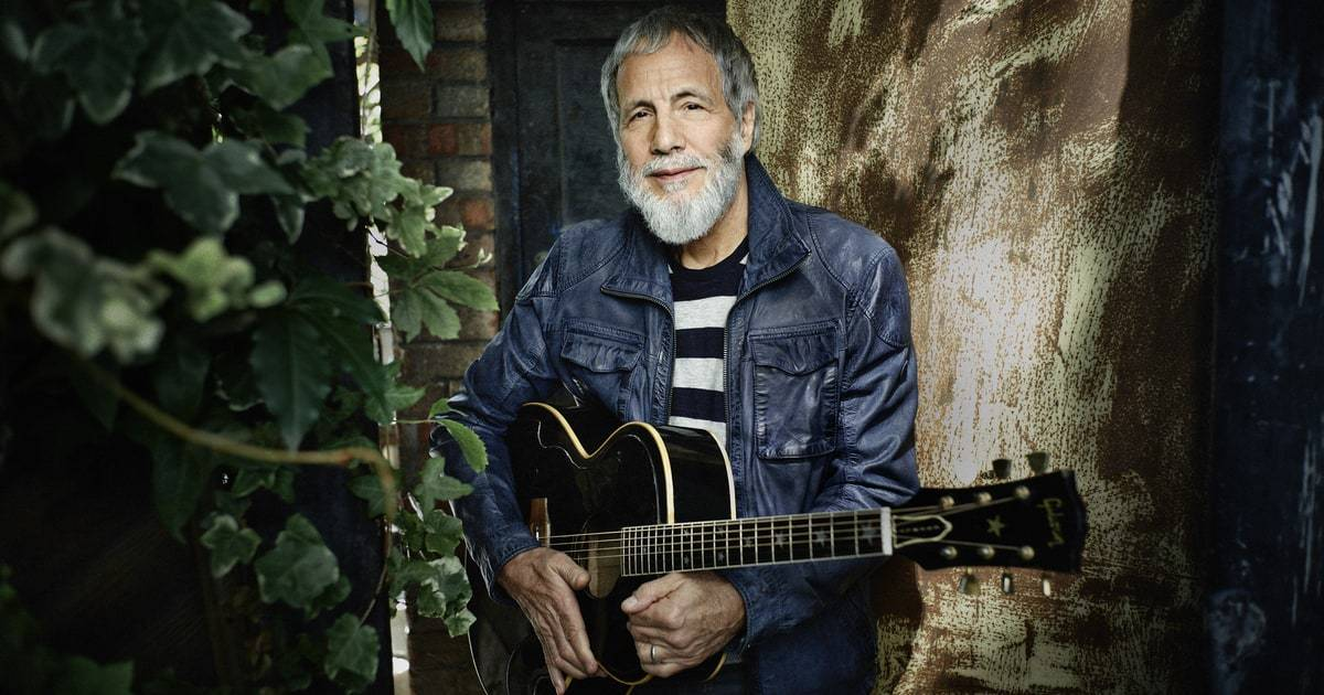 Yusuf (Cat Stevens) - Tell 'em I'm Gone (2014)