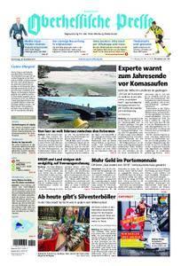 Oberhessische Presse Hinterland - 28. Dezember 2017