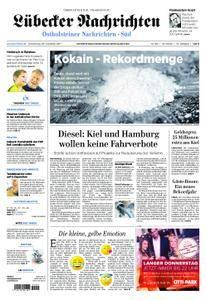 Lübecker Nachrichten Ostholstein Süd - 28. Dezember 2017