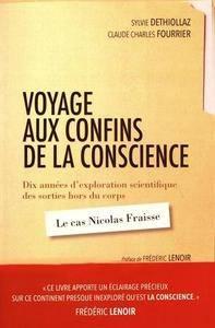 """Sylvie Déthiollaz, Claude Charles Fourrier, """"Voyage aux confins de la conscience ..."""""""