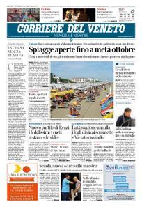 Corriere del Veneto Venezia e Mestre – 17 settembre 2019