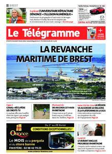 Le Télégramme Brest – 05 février 2021