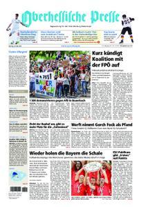 Oberhessische Presse Marburg/Ostkreis - 20. Mai 2019
