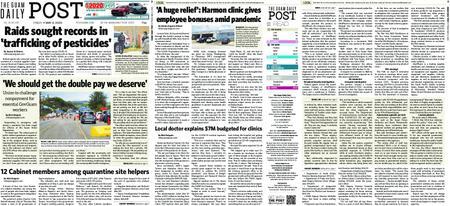 The Guam Daily Post – May 08, 2020