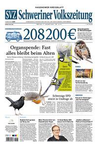Schweriner Volkszeitung Hagenower Kreisblatt - 17. Januar 2020