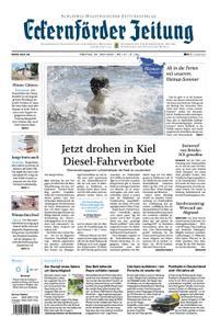 Eckernförder Zeitung - 26. Juni 2020