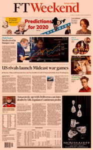 Financial Times Europe – 28 December 2019