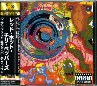 Red Hot Chili Peppers - The Uplift Mofo Party Plan (1987) Japanese SHM-CD, 2008 [Re-Up]
