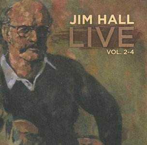 Jim Hall - Live, Vol. 2-4, Toronto 1975 (2012) {3CD Set ArtistShare Limited Edition}