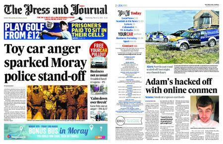 The Press and Journal Moray – March 21, 2018