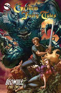 Grimm Fairy Tales 1102015 2 covers Digi-Hybrid