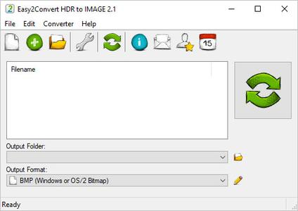 Easy2Convert HDR to IMAGE 2.1